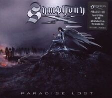 SYMPHONY X - PARADISE LOST 5.1  CD + DVD NEW+