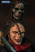 1/6 Scale Mordor Orc Lieutenant Guritz Herr der Ringe Lord of the Rings Asmus