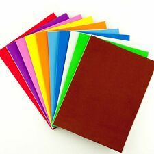 A5 Plain Foam Sheets Self Adhesive For Crafts and Card Making - 10 Pack