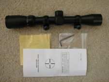 Remington 3-9X32mm Riflescope with Rings Rifle Scope Shooting Hunting # F402826
