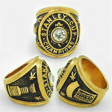 NHL STANLEY CUP 1967 REPLICA CHAMPIONSHIP RING TORONTO MAPLES LEAFS