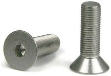 "x10 1/4 BSF x 1"" Socket Countersunk Screws A2 Stainless Steel"