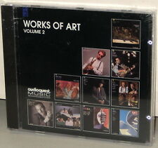 AUDIOQUEST CD AQCD 1016: Works of Art Volume 2 - Various / Sampler - USA 1993 SS