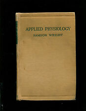 Samson Wright, Applied Physiology