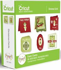 Cricut Cartridge - Christmas Cards & Envelopes