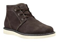 """TIMBERLAND MEN'S *NEW MARKET CHUKKA"""" BOOTS COLOR ~BROWN SIZE 10 M STYLE #A17DJ"""