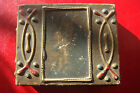 ANTIQUE MADONNA AND CHILD WOOD & GYPSUM BEAUTIFUL DETAILED TRINKET BOX
