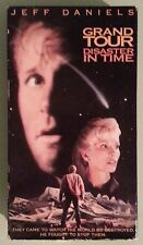 jeff daniels  GRAND TOUR DISASTER IN TIME  VHS VIDEOTAPE