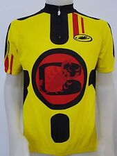 MAGLIA SHIRT CICLISMO CASTELLI TG.XL CYCLING BIKE BICI CYCLES TOUR MAILLOT ES175
