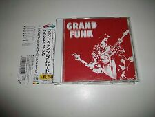 GRANK FUNK RAILROAD - RARE JAPAN CD - HARD ROCK - FUNK  - w/OBI