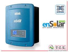 Inverter fotovoltaico ENTRADE mod. ENSOLAR off-grid per accumulo ENR-G1000