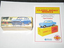 DINKY ATLAS OPEL KADETT #540 (New/Mint/Sealed)