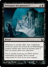 MTG Magic RTR FOIL - Destroy the Evidence/Détruisez les preuves !, French/VF