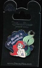 I'm Really A Mermaid The Little Mermaid Ariel Disney Pin 117975