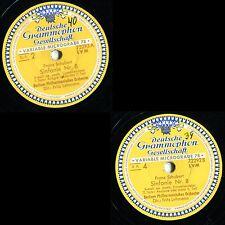 B063/ Conductor FRITZ LEHMANN Schubert-Sinfonie Nr. 8- Unvollendete-2 Schellack