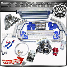 GT35 T4 Turbo Kit for Supra IS300 SC300 GS300 2JZ-GTE