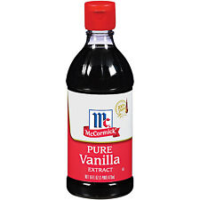 MCCORMICK 100% PURE VANILLA EXTRACT 16 oz. bottle