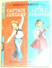 Shirley Temple Little Colonel / Captain January 1940 Great Juvenile Book See!