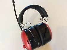 "BULLANT SAFETY EARMUFFS AM FM STEREO TUNER ""FREE"" SHIPPING AUSTRALIA WIDE"