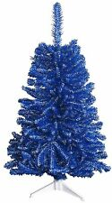 Kentucky Wildcats Blue & White 4FT Christmas Tree, Team Colored Spirit Tree NCAA