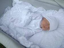 NEWBORN BOS Childs 1st Reborn Baby Doll Girls Birthday Xmas Gift Saxon Reborns