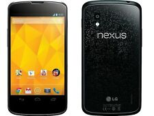 Google LG Nexus 4 - 16GB - Black (Factory Unlocked) Smartphone