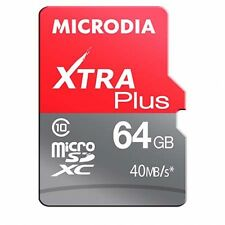 64 GB Mobile Ultra Class 10 UHS-I Micro SD SDXC Memory Card 64 GB - 40 MB/Speed