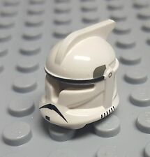 LEGO Minifig Parts White Helmet Clone Trooper Qty 1