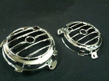 01-05 CHRYSLER PT CRUISER 2 PCS APC INTERIOR A/C AIR HEAT VENTS CHROME BILLET