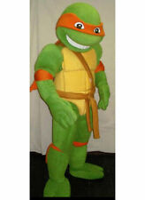 New Adult Teenage Mutant Ninja Turtle Mascot Costume Fancy Party Dress Cool US