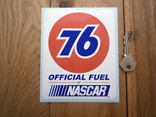 UNION 76xficial combustible de Nascar STICKER voiture course Americana Station
