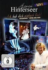 Hansi Hinterseer - Ich hab Dich einfach lieb! Live-Kitzbühel Open Air *DVD*NEU*