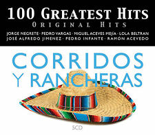 100 GREATEST HITS CORRIDOS Y RANCHERAS