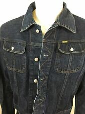 Diesel Mens Denim Jacket Extra Large XL