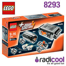 8293 LEGO Power Functions Motor Set TECHNIC Age 9-16 / 10 Pieces / New In Box
