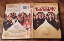 NM Tyler Perry's Why Did I Get Married? (DVD, 2008, Widescreen)