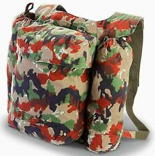 Swiss Military Surplus Leibermuster / Alpenflage Camo Mountain Infantry Backpack