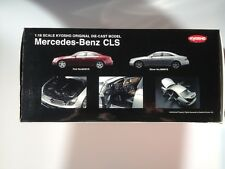 1:18 Mercedes Benz CLS Red Kyosho 08401R