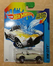 HOT WHEELS COLOUR SHIFTERS HW CITY n° 20/48 SHELBY COBRA 427 S/C  cod.12392