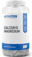 MyProtein Calcium & Magnesium Kalzium Mg Tabletten Kapseln 90 Stück My Protein