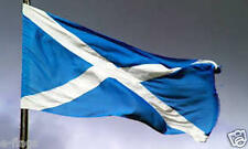 GIANT RUGBY 6 NATIONS SCOTLAND SALTIRE ST ANDREWS CROSS FLAG 5FT X 3FT