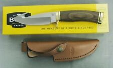 BUCK KNIFE 0191BRG 191BRG BUCK ZIPPER GUTHOOK 420HC STAINLESS STEEL NEW USA MADE