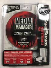 Mad Catz / Gameshark Media Manager For PlayStation 3 & PSP