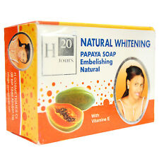H20 Jours Natural Brightening Bleaching Papaya Soap 225 g