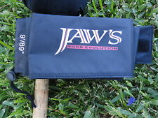 New 9' Black Jaws Rod Cover FOR Calstar Daiwa Shimano Conventional Spinning Rod
