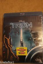 TRON - Blu-ray POLISH RELEASE NEW SEALED