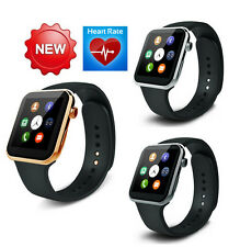 "1.54"" SmartWatch For iPhone/android A9 Bluetooth Heart Rate Monitor Wrist Watch"