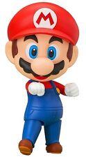Super Mario Bros -  Mario Action Nendoroid Vinyl Figure