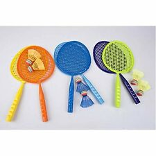 5PC Junior Sports Badminton Set in Carry case Racket Shuttlecock Activity Fun