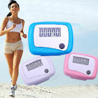 NT Useful Lcd Pedometer Step Walking Distance Calorie Counter Jogging Running